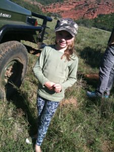 Safari in South Africa with children