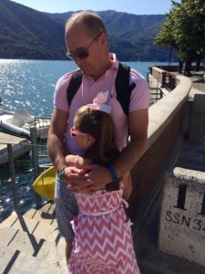 lake como children's activities