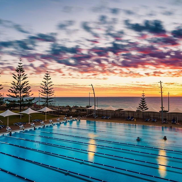 Absolutely Stunning The New Scarborough Beach Pool Little Travel Princess